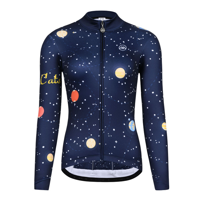 Women's Lifestyle Space Cat Thermal l/s Jersey