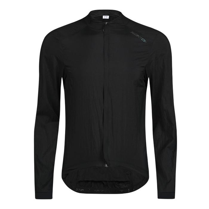 Men's Jattack Lightweight Windbreaker Jacket - black