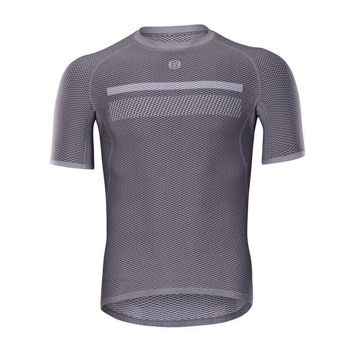 Men's Perseverance S/S Base Layer - grey
