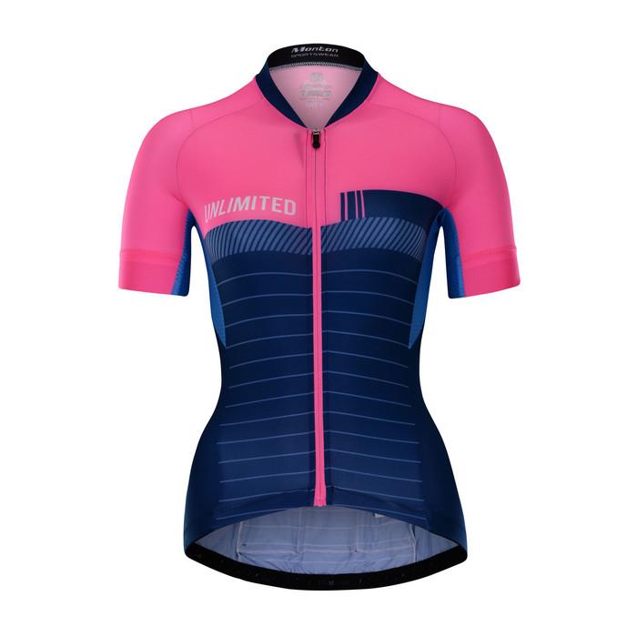 Women's PRO Pioneer Pink S/S Jersey