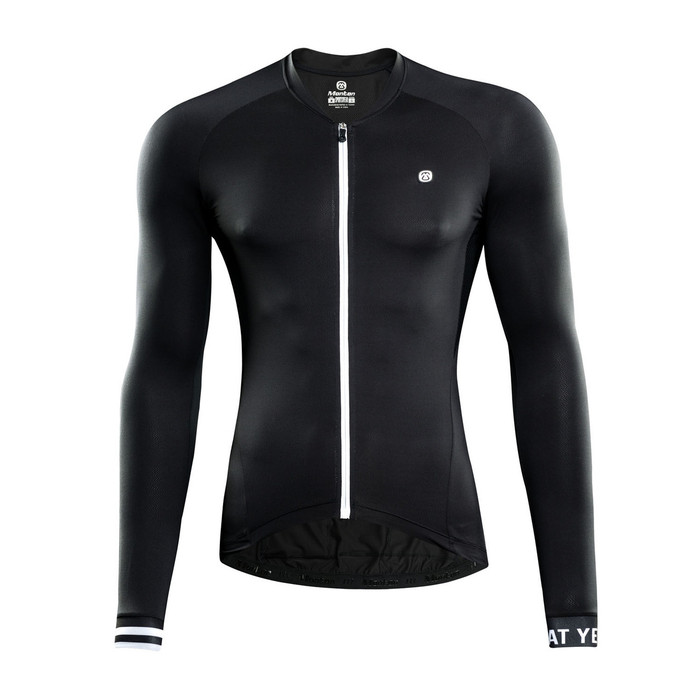 Men's PRO Traveller L/S Jersey - black