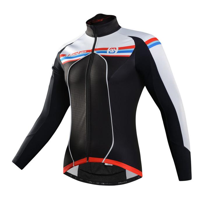 Men's REVO White Zefiro Thermal Jacket