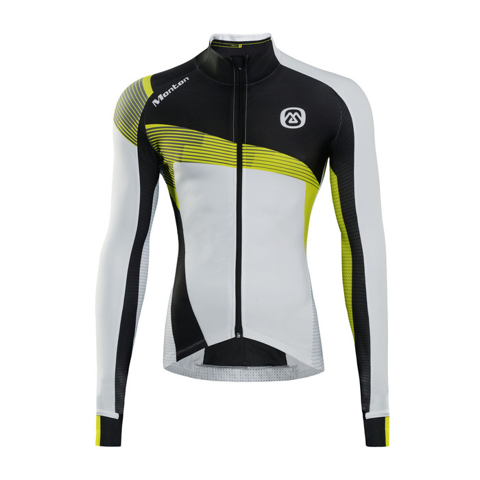 Men's REVO Ortles White Thermal Jersey