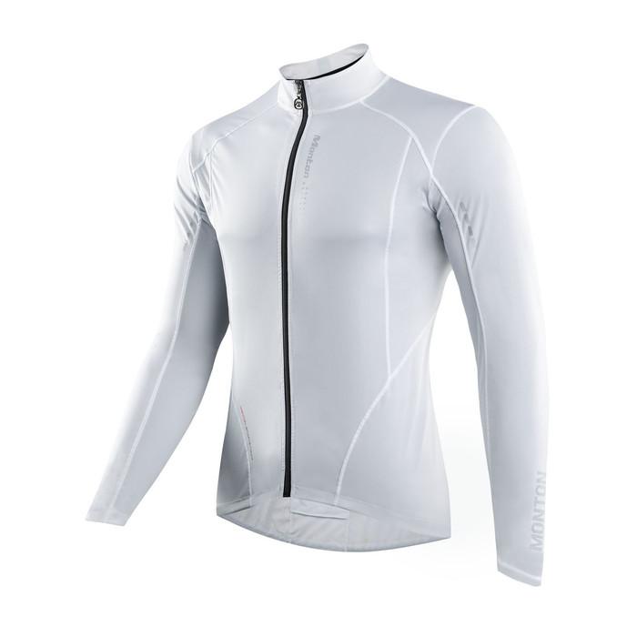 Men's Sharon White Windbreaker Jacket