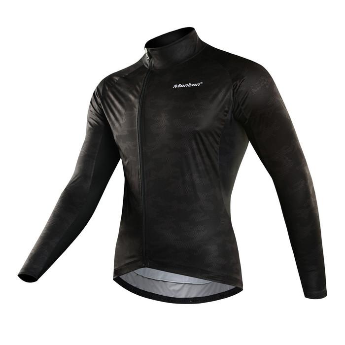 Men's Black Edge Composite Windbreaker Jacket