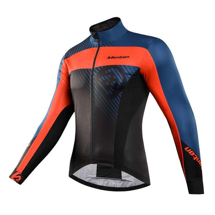 Men's Ghat Blue/Red Windbreaker Jacket