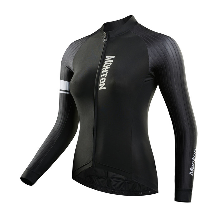 Women's RACE Traveler X black L/S Jersey
