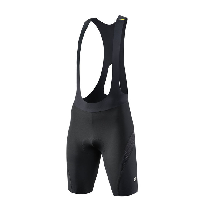 Men's 2018 Revo Gale black Bib Shorts