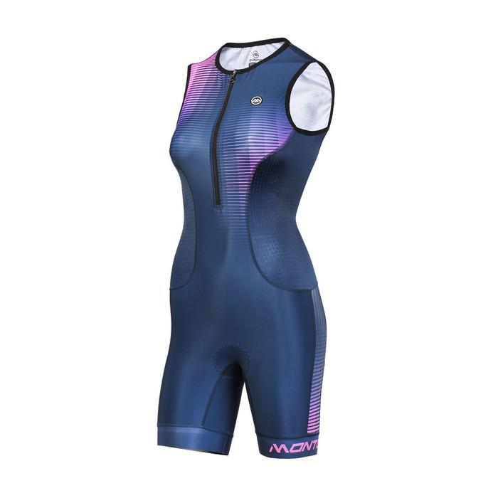 Women's 2018 Urban+ Fleeting sleeveless Triathlon Skinsuit