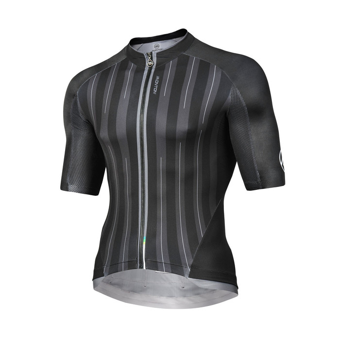 Men's 2018 REVO Gessato (black/grey) S/S Jersey