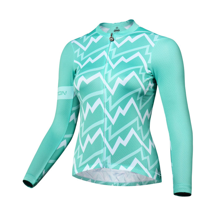 Women's 2018 Lifestyle Sonic l/s Jersey - green