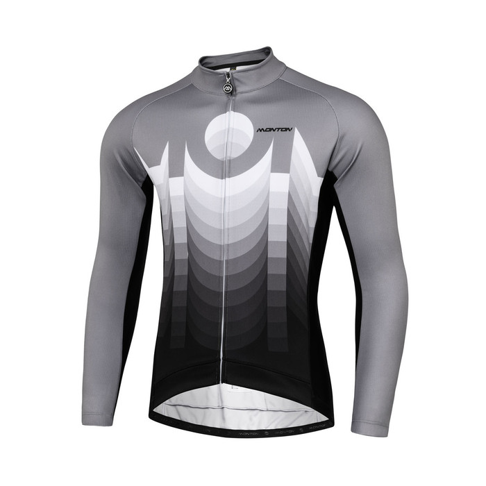 Men's 2018 Lifestyle Comet Thermal l/s Jersey - light grey
