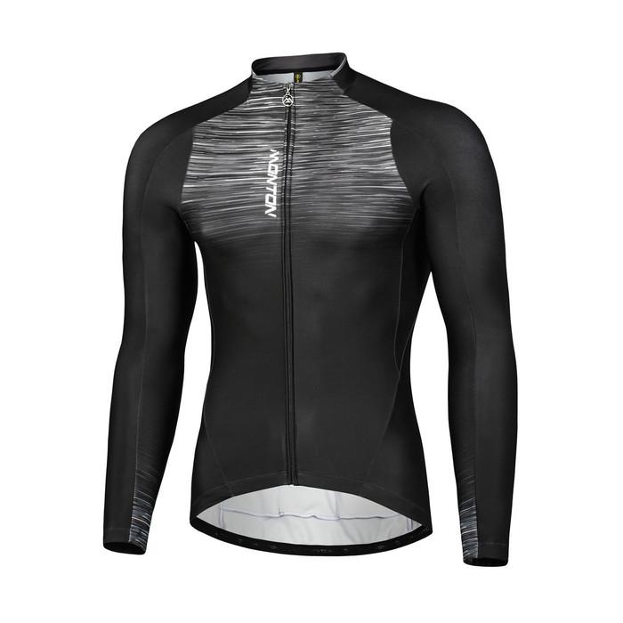 Men's 2018 Urban+ Phantom Thermal Jersey - black
