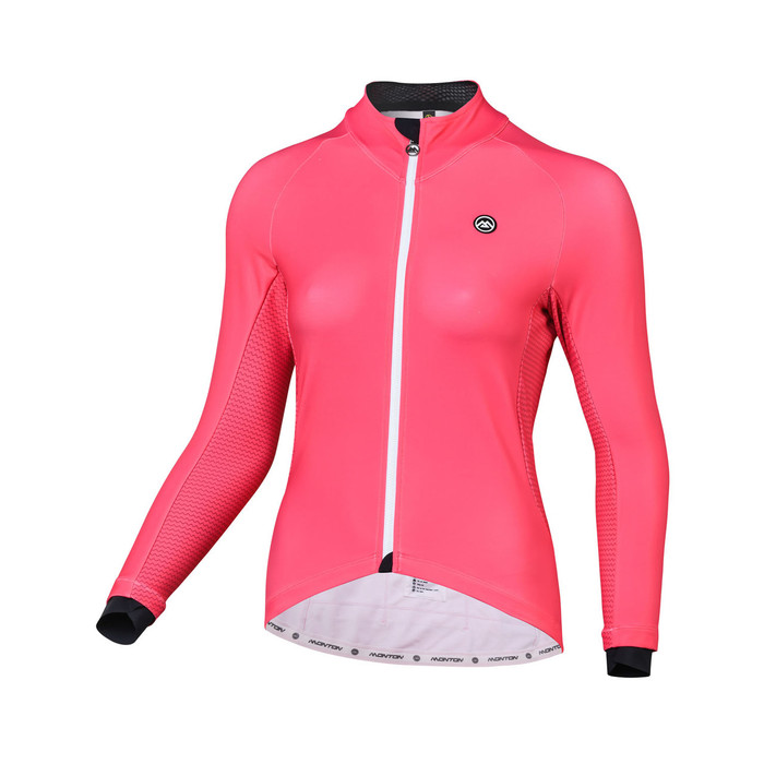 Women's 2018 Pro Extrao Thermal Jersey - pink