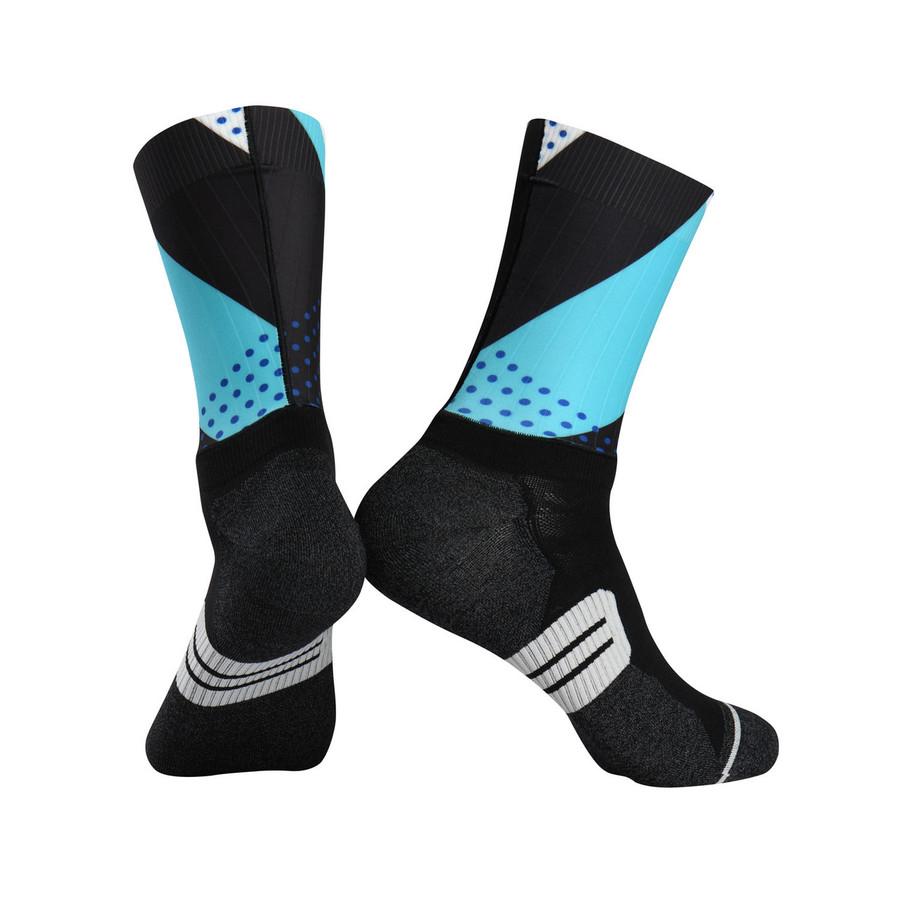 Urban+ 2019 Summer Shades Socks - blue
