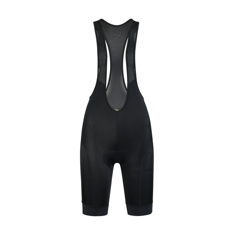 Women's 2019 Urban+ Monchhi Bib Shorts - black