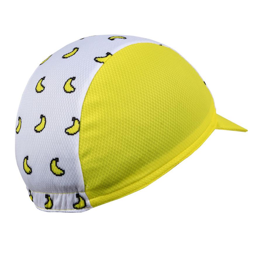 Lifestyle 2019 Banana Cycling Cap - yellow