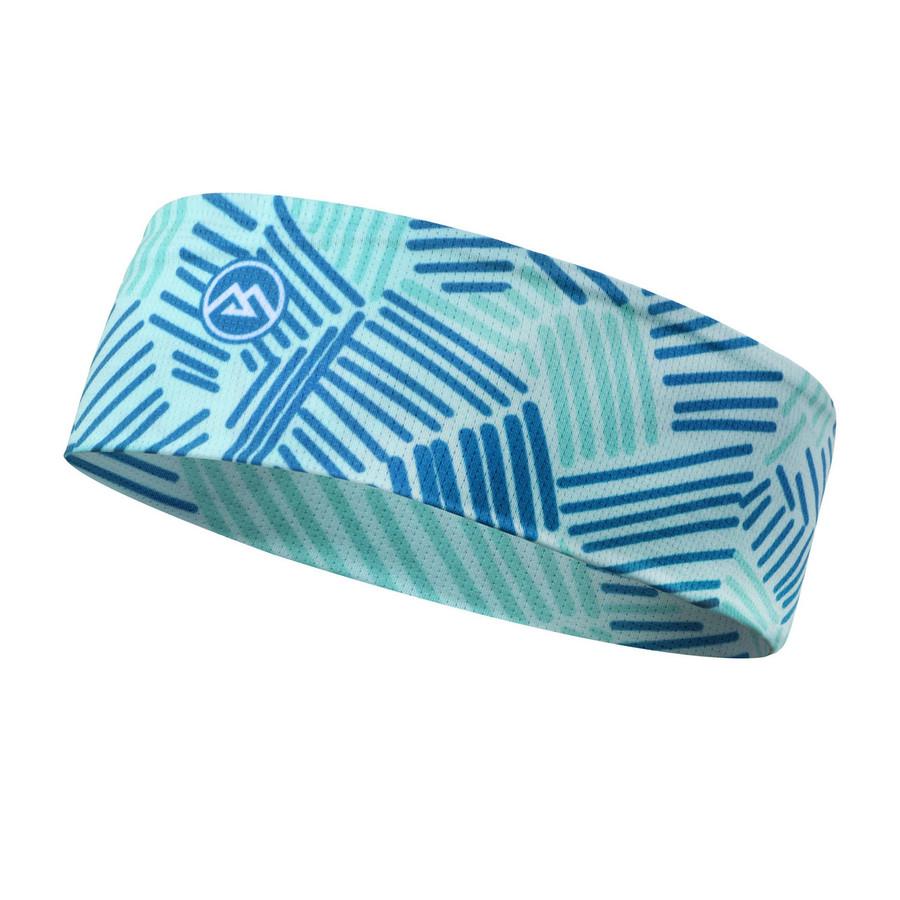 Lifestyle 2019 Frond Headband - blue
