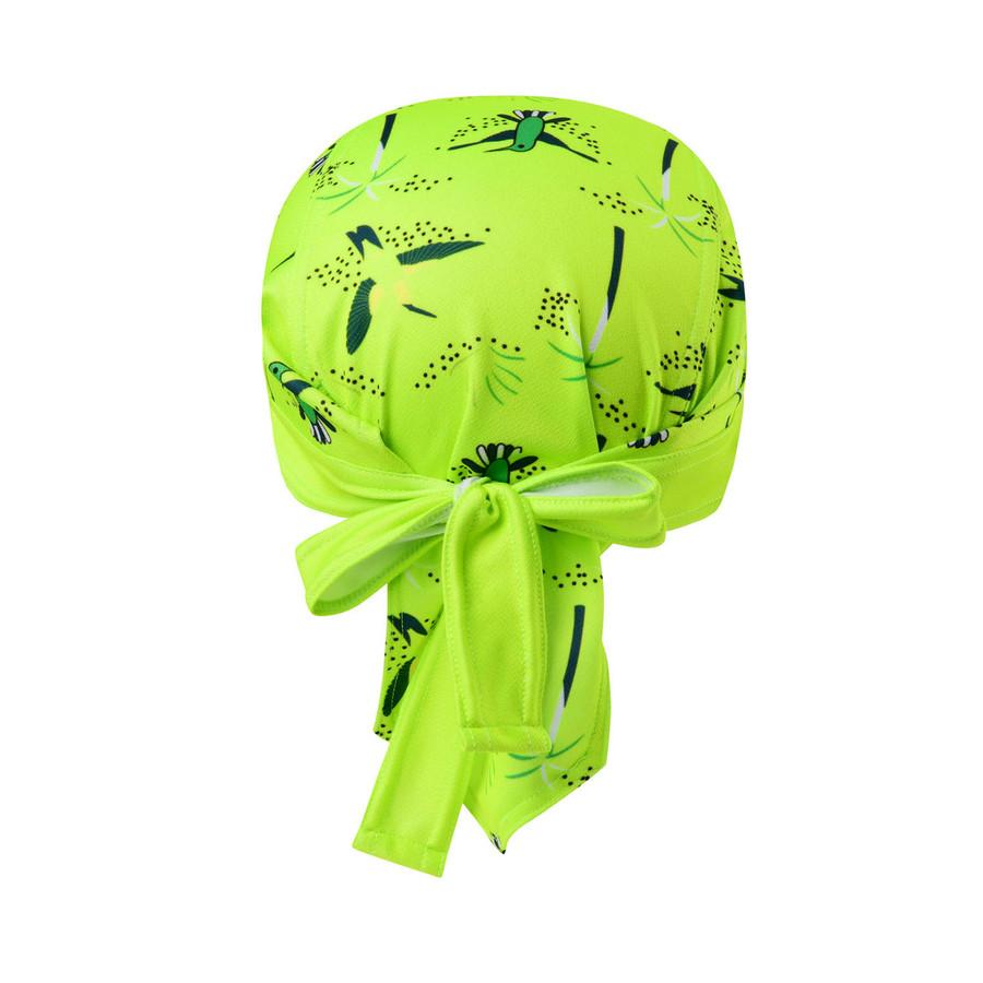Lifestyle 2019 Aves Bandana - neon green