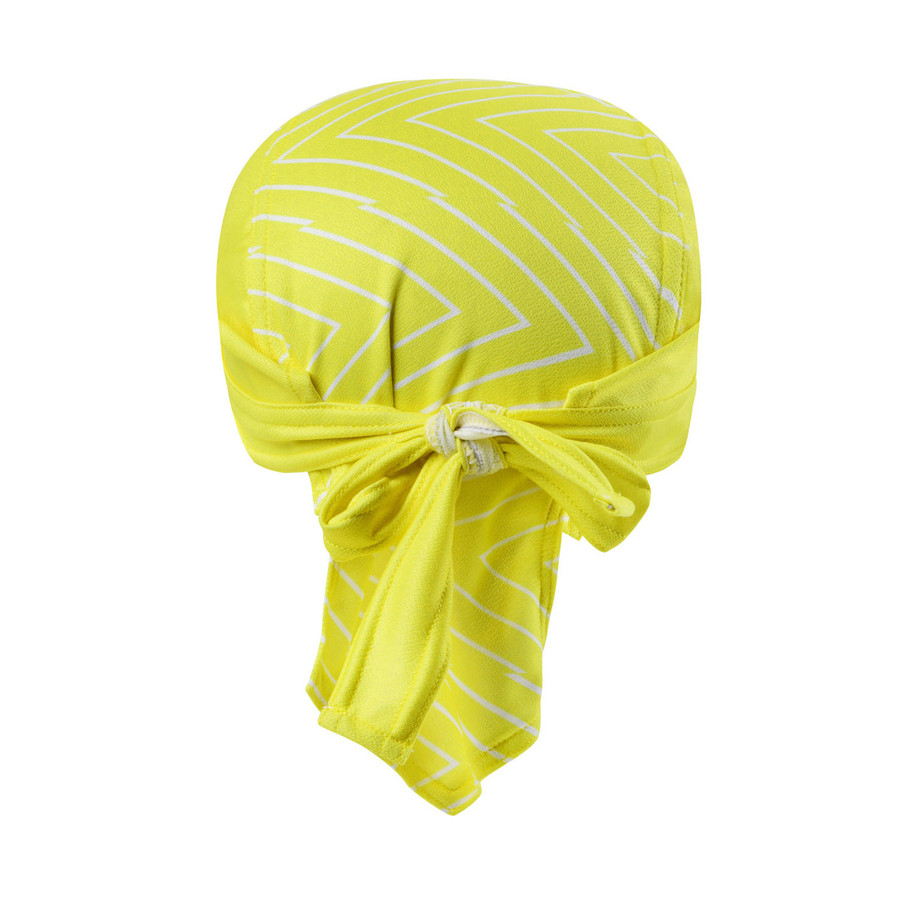 Lifestyle 2019 Diversion Line Bandana - yellow