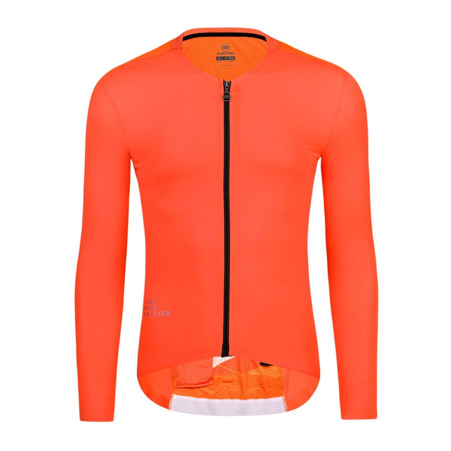 Men's 2019 Pro Traveler III l/s Jersey - orange