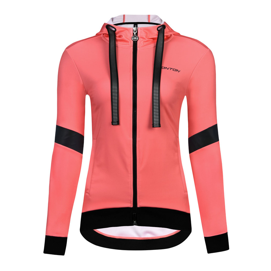 Women's 2019 Urban+ M1 City Thermal Jacket - coral