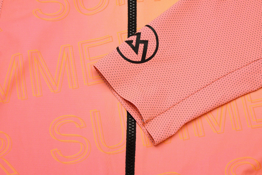 Women's Urban+ Summer Jersey - orange red