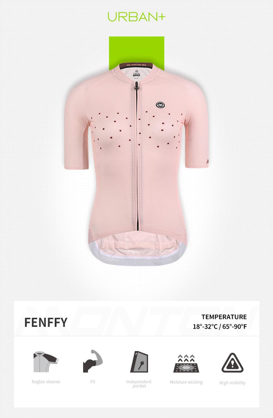Women's Urban+ Fenffy Jersey