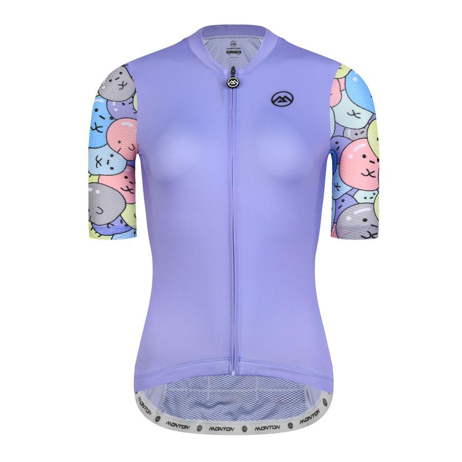 Women's Lifestyle Sweet Jersey - purple