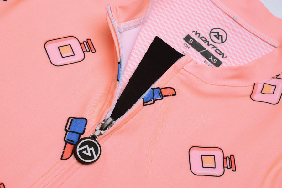 Women's Lifestyle Lady Jersey - light coral