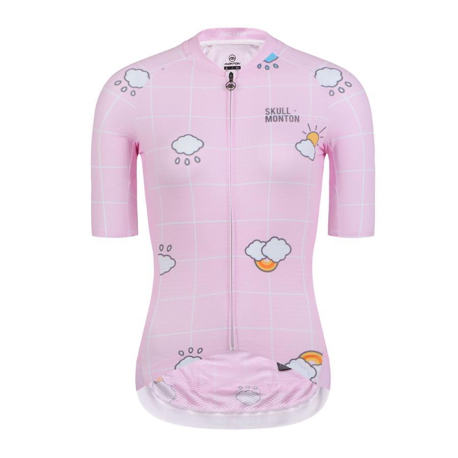 Women's Urban+ Sky Jersey - light pink