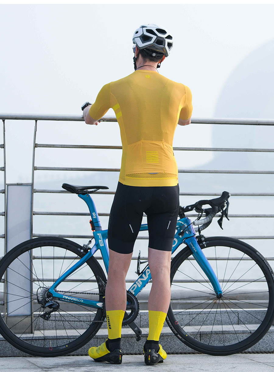 Men's Urban+ Colours Jersey - yellow
