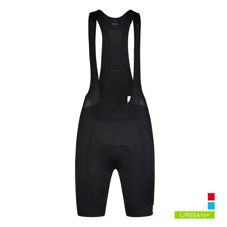 Women's Urban+ Suupaa Bib Shorts - black