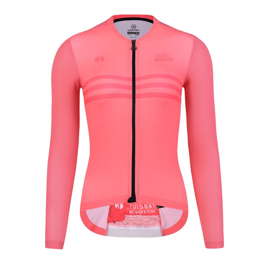 Women's Urban+ Colours l/s Jersey - light coral