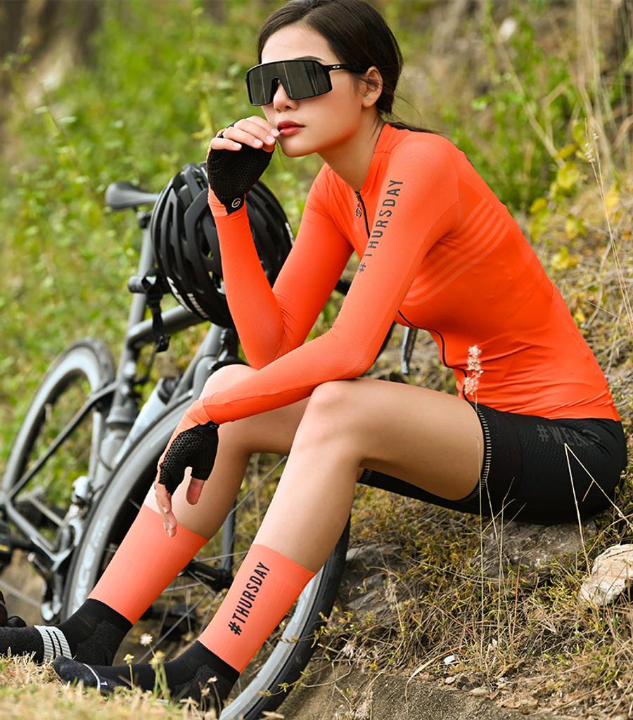 Women's Urban+ Colours l/s Jersey - orange
