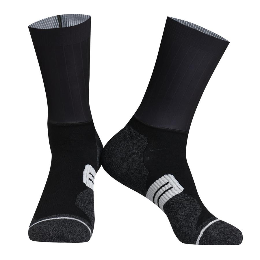 Urban+ Colours Coolmax Socks - black