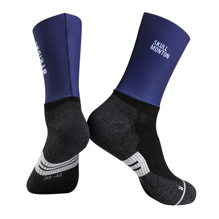Urban+  Colours Coolmax Socks - light steel blue