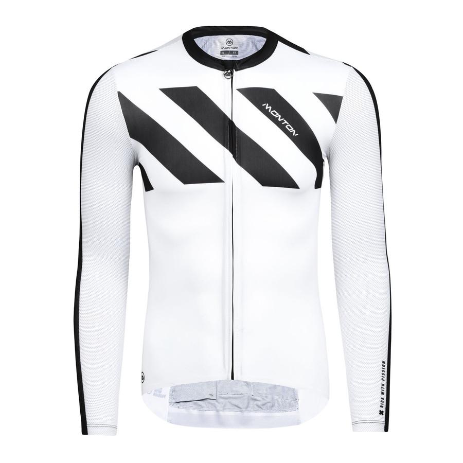 Men's Urban+ Bopu l/s Jersey - white