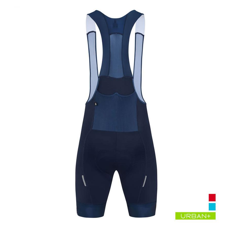 Men's Urban+ Suupaa Bib Shorts - blue