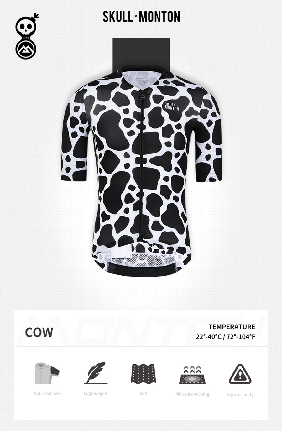 Men's Urban+ COW Jersey