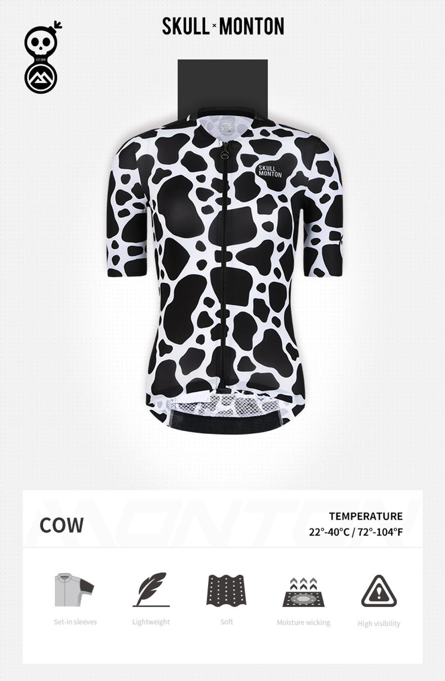 Women's Urban+ COW Jersey