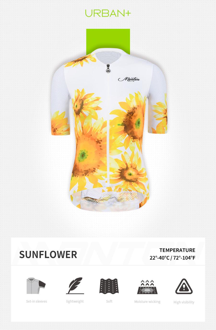 Women's Urban+ Sunflower Jersey