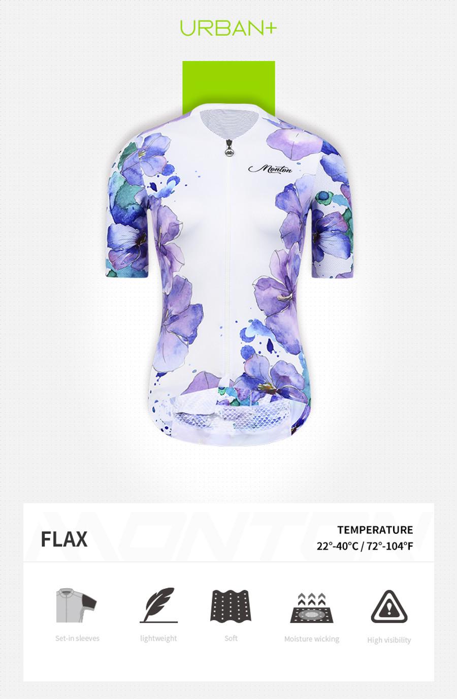 Women's Urban+ Flax Jersey