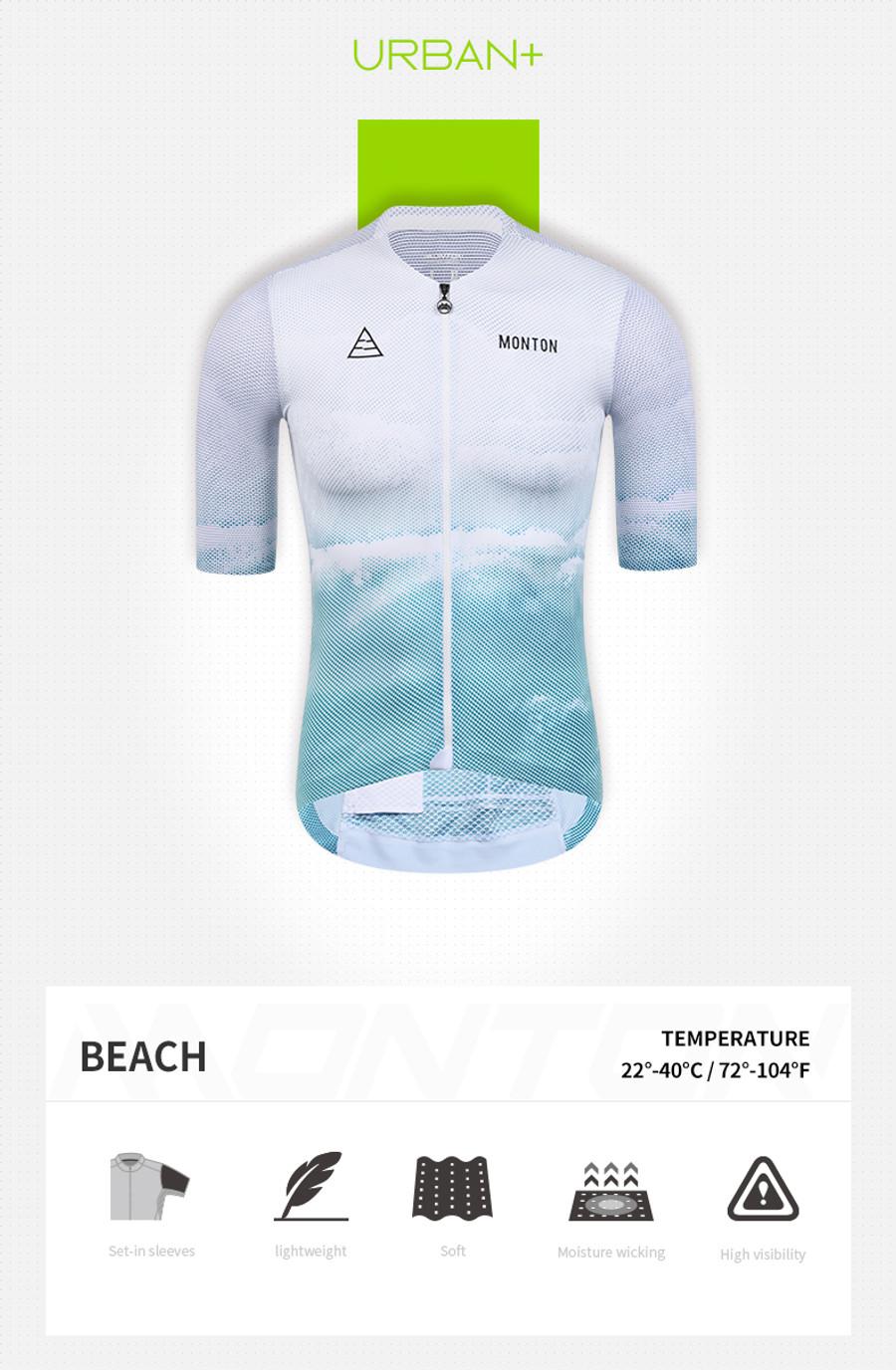 Men's Urban+ Beach Jersey