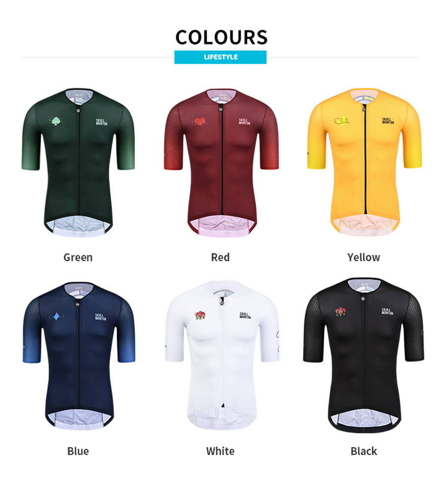 Men's Lifestyle Clubs Jersey