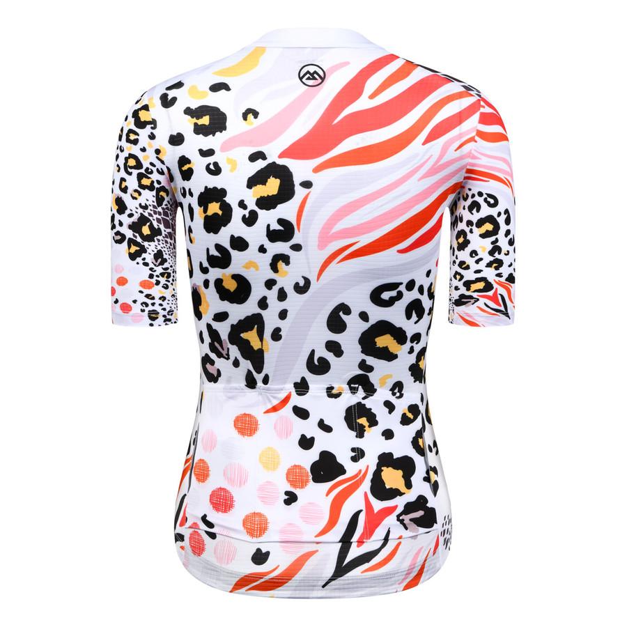 Women's Lifestyle Leopard Jersey