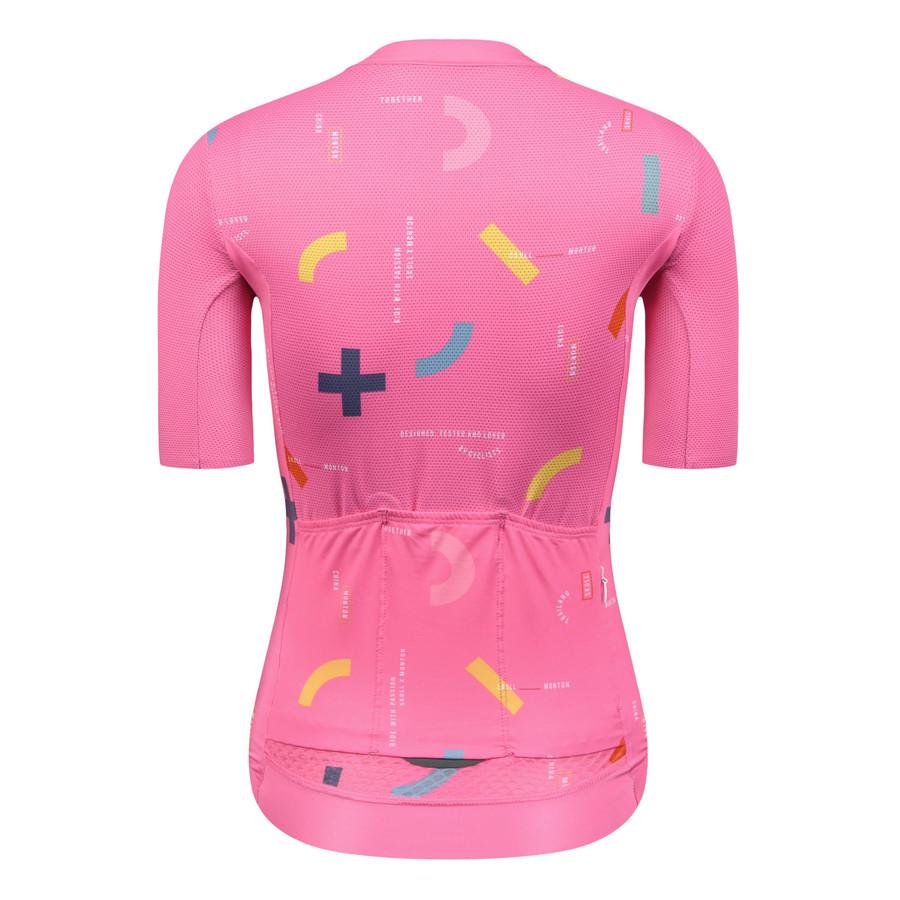 Women's Urban+ Mark Jersey - Pink