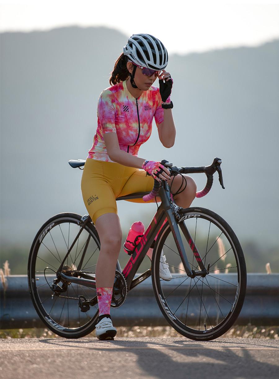 Women's Urban+ 21 Bib Shorts - yellow
