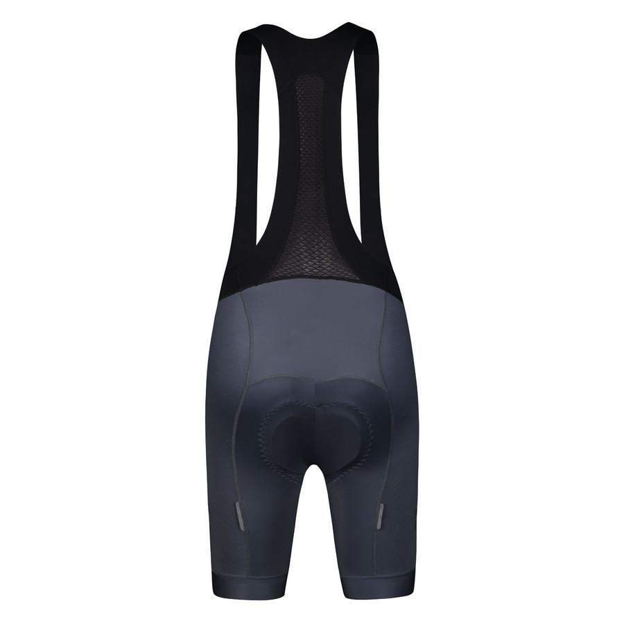 Women's Urban+ 21 Bib Shorts - dark grey