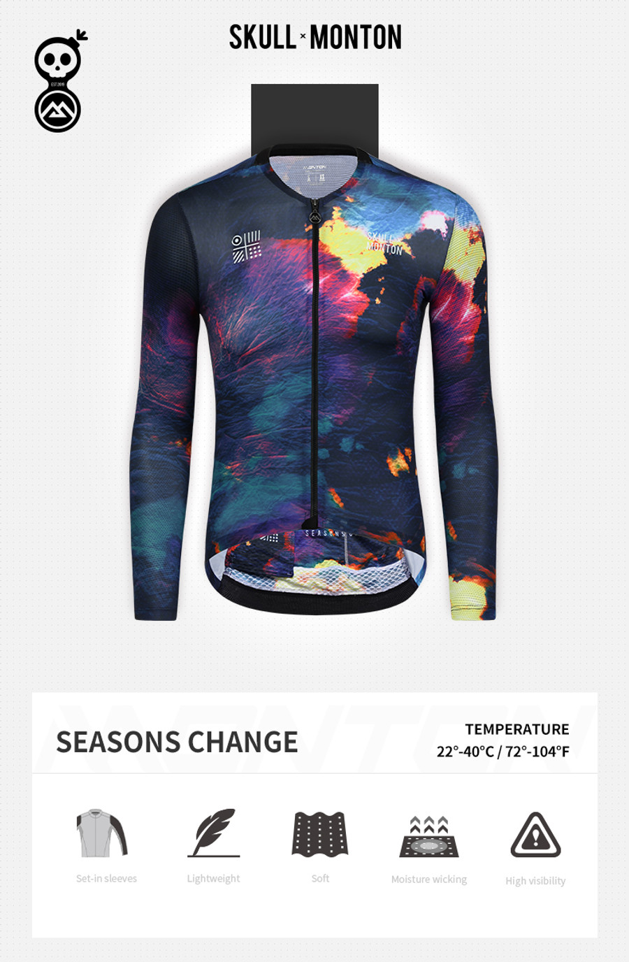 Men's Urban+ Seasons l/s Jersey